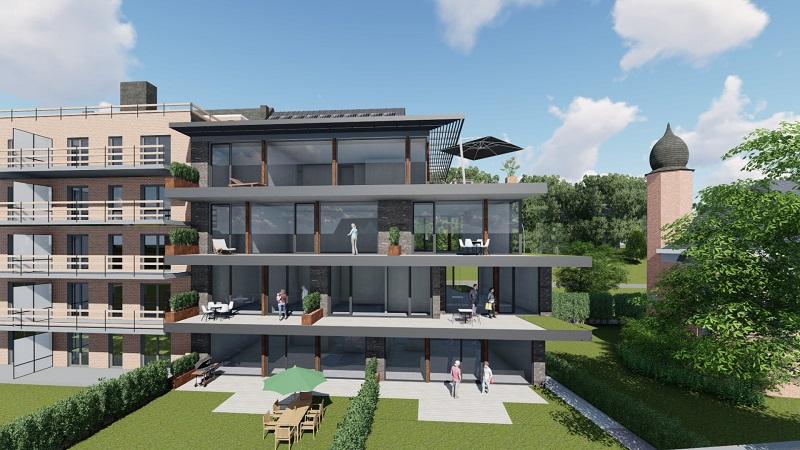 Appartementsgebouw M-V