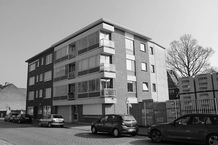 Appartementsgebouw MV-M